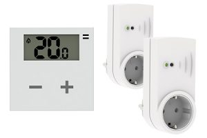 Smart Home Plugs and Thermostat