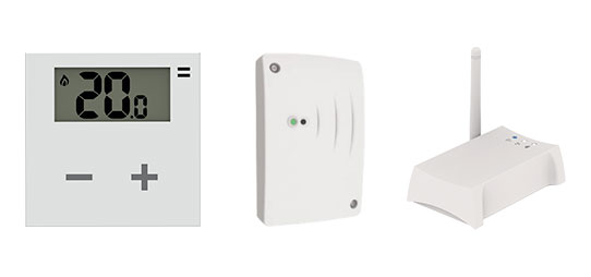 Digital Thermostat Energy Bundle - Smart Home Bundles