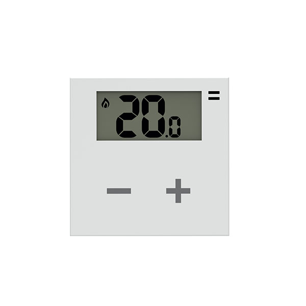 wireless digital thermostat tyrrell smart home devices. Black Bedroom Furniture Sets. Home Design Ideas